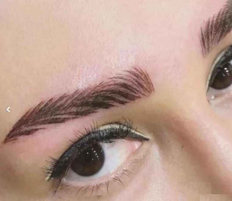 آموزش آرایش دائم صورت