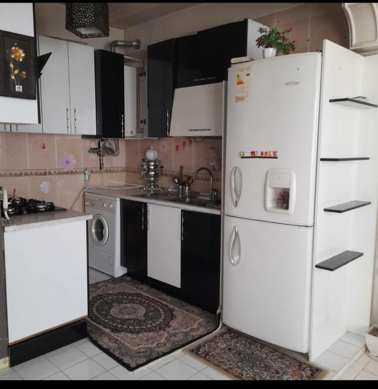 آپارتمان 50متری،یک خوابه  شهرک ابریشم