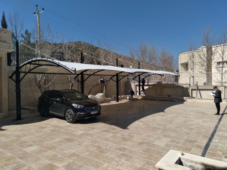 سازه چادری