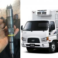 تعمیر پمپ و سوزن کامیونت هیوندای hd65